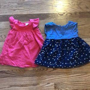 Gap Dresses-2pc - 6-12month